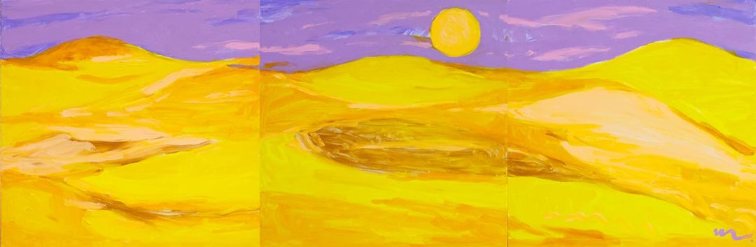 """Sunset (from the series """"Little Prince"""")"""