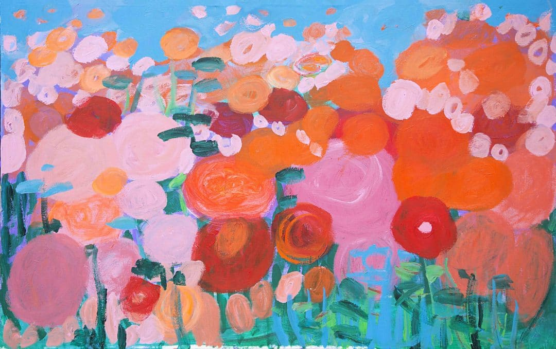 """Rose Garden (from the series """"Little Prince"""")"""