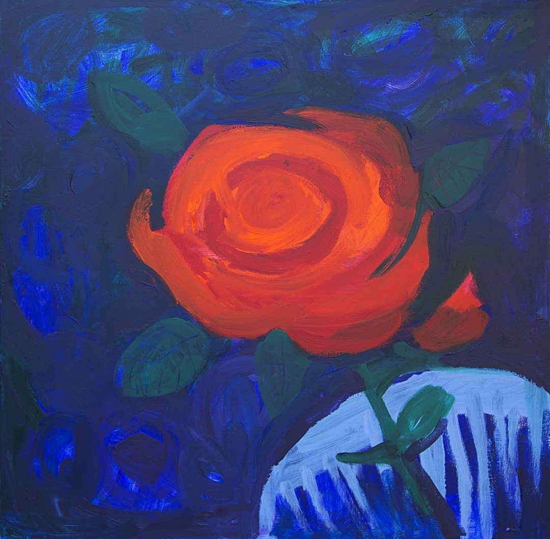 """The Prince's Rose (from the series """"Little Prince"""")"""