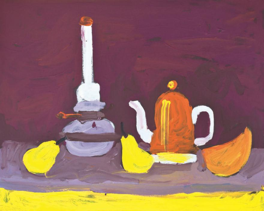 Still life at the kettle